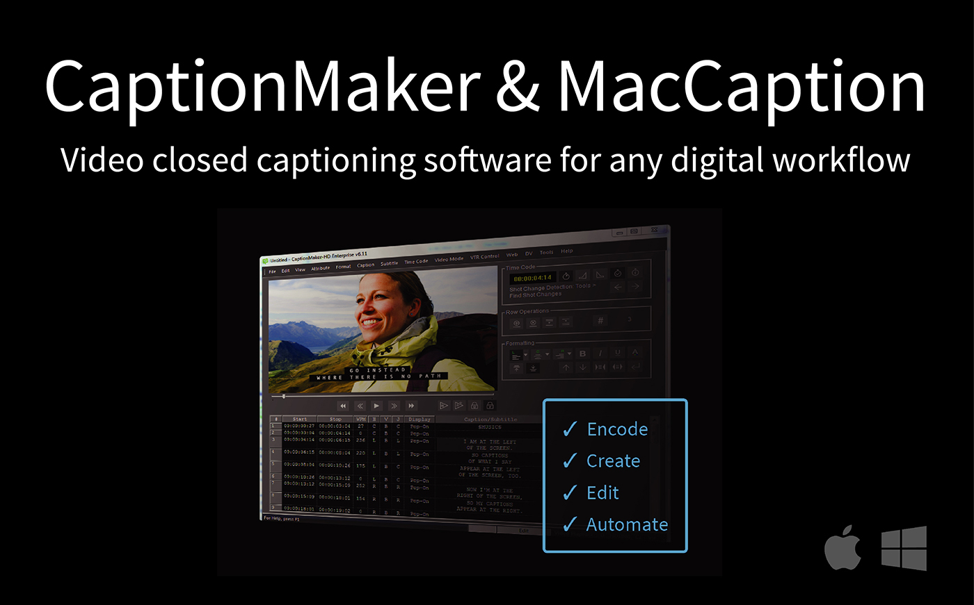 WWW_TELESTREAM_NET_telestream enterprise captionmaker - enterprise edition
