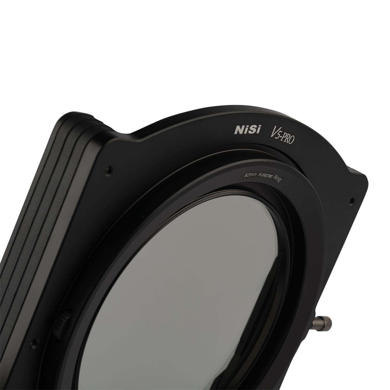 Ikan V5 Pro 100mm Filter Holder W Cpl Adapter Rings Nisi Shop Aluminium Kit